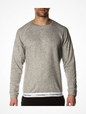Calvin Klein Modern Cotton Sweatshirt Grey