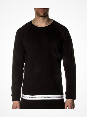Calvin Klein Modern Cotton Sweatshirt Black