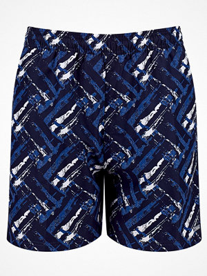 Sloggi Swim Admiral Adventure Boxer 03 Blue Pattern