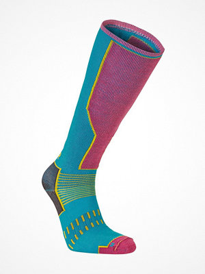 Strumpor - Seger Alpine Thin Compression Blue/Pink