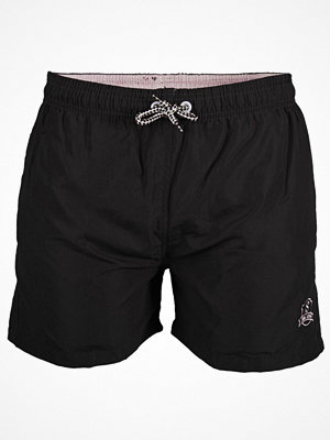 Badkläder - Sir John Swimshorts For Men Black