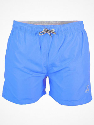 Badkläder - Sir John Swimshorts For Men Lightblue
