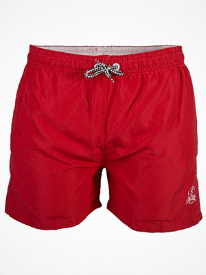 Badkläder - Sir John Swimshorts For Men Red