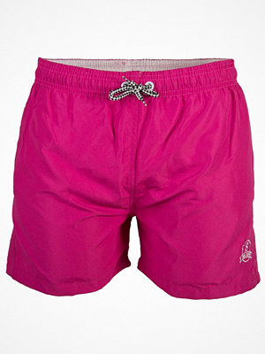 Badkläder - Sir John Swimshorts For Men Cerise