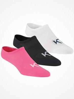 Strumpor - Kari Traa 3-pack Hael Socks White/Pink