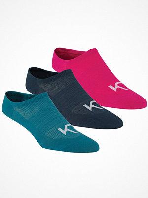 Strumpor - Kari Traa 3-pack Hael Socks Grey/Pink