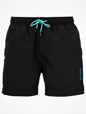Badkläder - Salming Nelson Original Swim Shorts Black