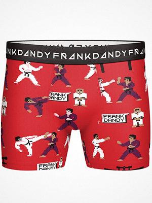 Frank Dandy Boxer Pixel Sensei Red