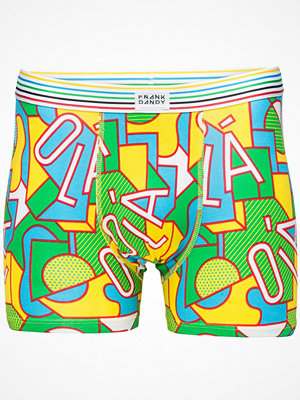Frank Dandy Ola Boxer Green Pattern