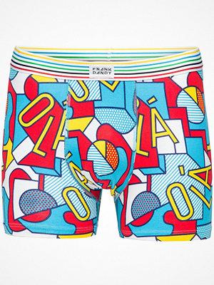 Frank Dandy Ola Boxer Blue Pattern