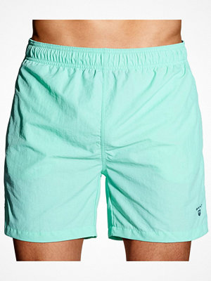Badkläder - Gant Classic Swim Shorts Mint green