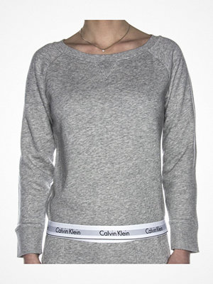 Calvin Klein Modern Cotton Top Sweatshirt Grey