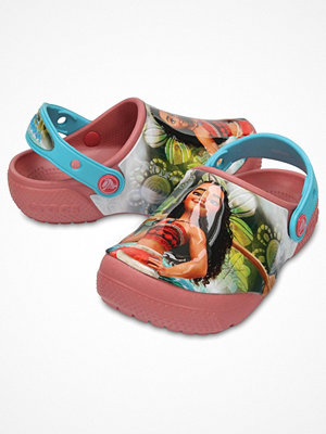 Tofflor - Crocs Fun Lab Graphic Moana Clog Pink