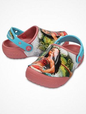 Tofflor - Crocs Fun Lab Graphic Moana Clog Pink