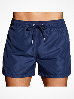 Gant Solid Swim Shorts Short Fit Blue