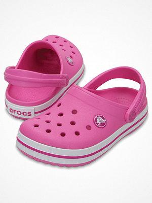 Tofflor - Crocs Crocband Clog Kids Pink