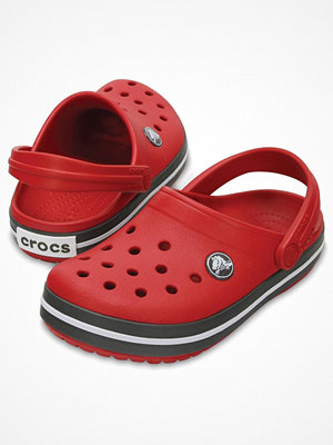 Tofflor - Crocs Crocband Clog Kids Red