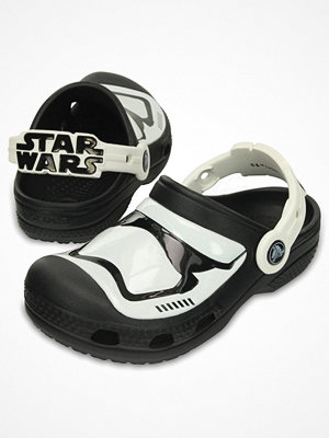 Tofflor - Crocs CC Stormtrooper Clog Black/White