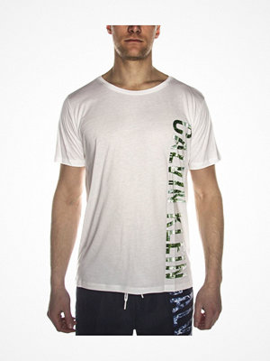 Pyjamas & myskläder - Calvin Klein Intense Power Relaxed Crew Tee White