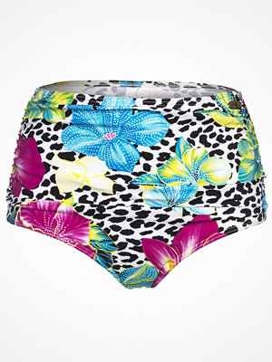 Damella Djungle Flower Bikini Maxi Brief Pattern-2