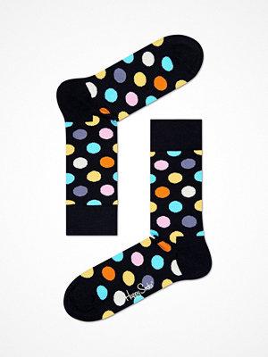 Happy Socks Happy Socks Big Dot Sock Black