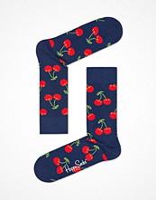 Happy Socks Happy Socks Cherry Sock Blue Pattern