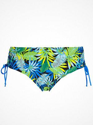 Abecita Garden Hipster With String Blue Pattern
