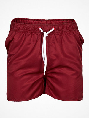 Resteröds Swimwear Solid Red
