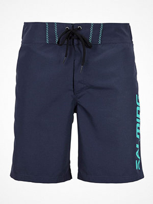 Badkläder - Salming Charlie Swim Boardshorts Navy-2