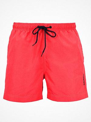 Badkläder - Salming Nelson Original Swim Shorts Pink