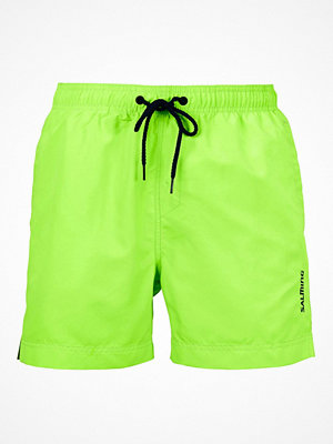 Badkläder - Salming Nelson Original Swim Shorts Green