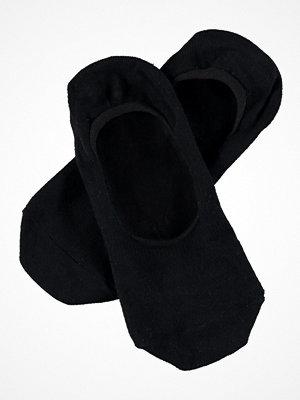 Topeco Ladies Sock In Shoe Black