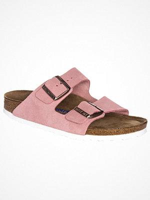 Birkenstock Arizona Suede Leather Pink