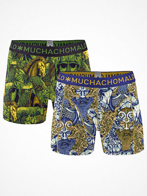 Kalsonger - Muchachomalo 2-pack Norway Boxer Multi-colour