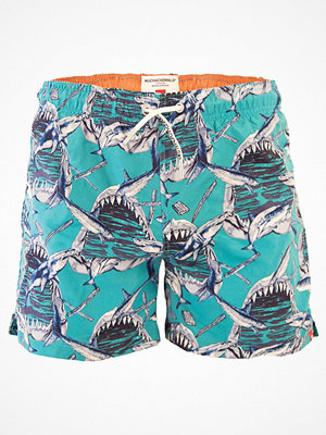 Muchachomalo Swim Sharkx Boardshort Pattern-2