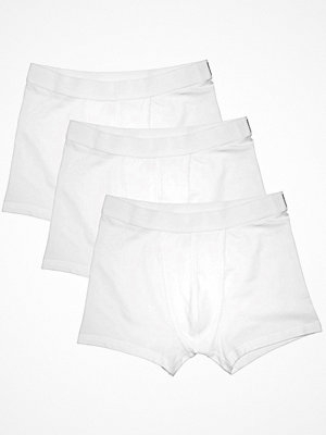 Bread and Boxers 3-pack Boxer Briefs  White