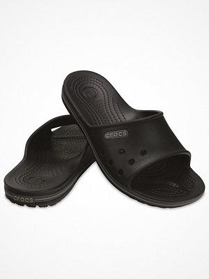 Tofflor - Crocs Crocband II Slide Unisex Black/Grey