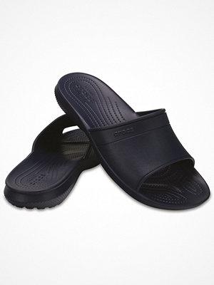 Tofflor - Crocs Classic Slide Navy-2