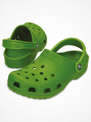 Tofflor - Crocs Classic Unisex Green