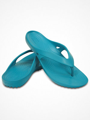 Crocs Kadee II Flip W Turquoise