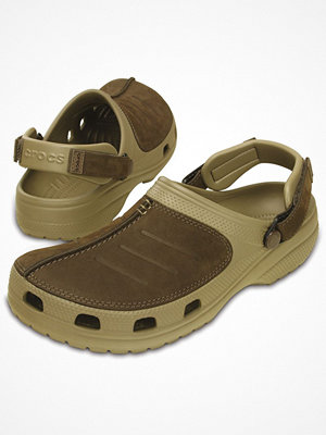 Tofflor - Crocs Yukon Mesa Clog Brown/Khaki