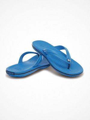 Tofflor - Crocs Crocband Flip Unisex Blue