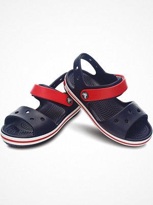 Tofflor - Crocs Crocband Sandal Kids Navy-2