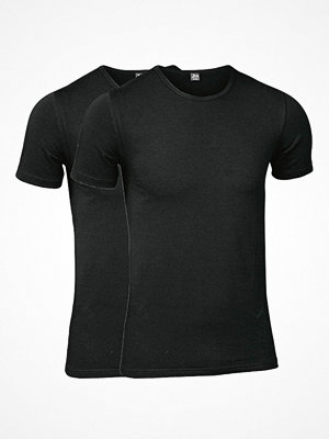 T-shirts - JBS 2-pack Modern T-shirt O-neck Black