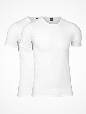 T-shirts - JBS 2-pack Modern T-shirt O-neck White