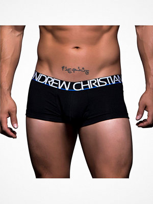 Kalsonger - Andrew Christian Show-It FlashLift Tagless Boxer Black