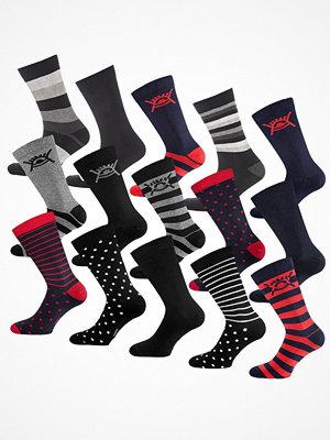 WESC 15-pack Multipack Socks Multi-colour