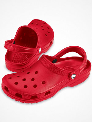 Tofflor - Crocs Classic Unisex Red