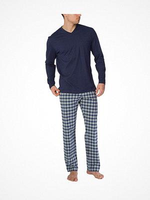 Pyjamas & myskläder - Calida Men Bill Pyjama Darkblue