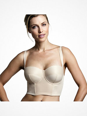 Miss Mary of Sweden Miss Mary Longline Multiway Underwired Bra Skin